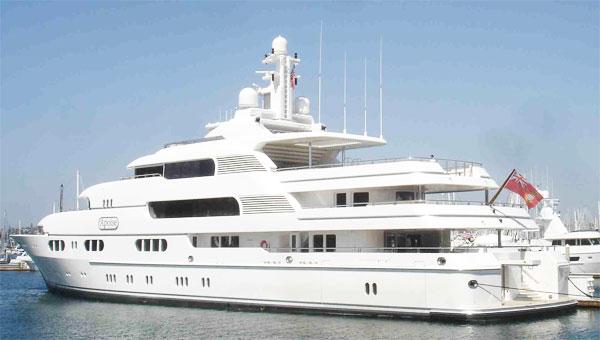 Vitre teintée Yachts et Bateaux de Croisière